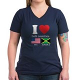 USA-JAMAICA Shirt