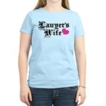 Lawyer's Wife Women's Light T-Shirt