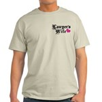 Lawyer's Wife Light T-Shirt
