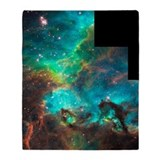 NGC 2074 Throw Blanket
