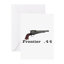 Remington Frontier .44 Greeting Cards (Pk of 10)