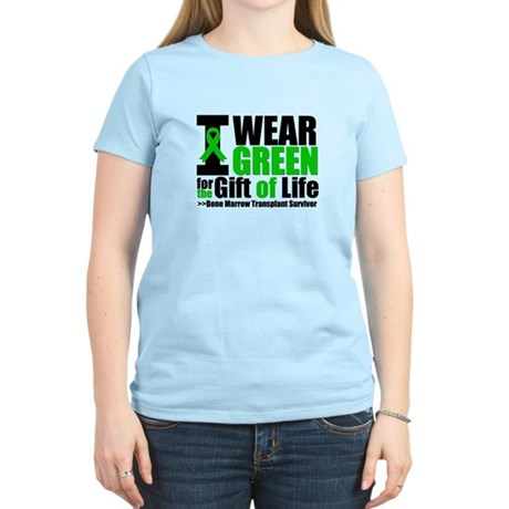 BMT I Wear Green Women's Light T-Shirt