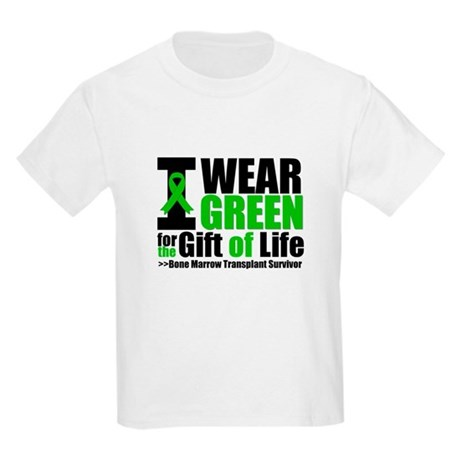 BMT I Wear Green Kids Light T-Shirt