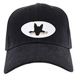 PS Dogs Black Cap