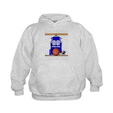 Personalized Basketball Jerse Hoodie