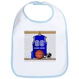 Personalized Basketball Jerse Bib