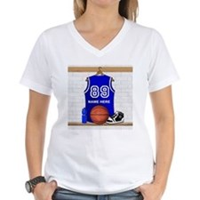 Personalized Basketball Jerse Shirt