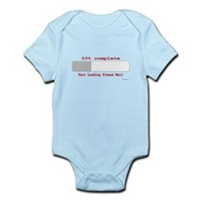 Fart Loading Infant Bodysuit