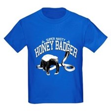 Super-Nasty Honey Badger! - T