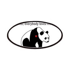 Treat People Like Pandas Patches