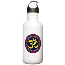 Om Symbol Water Bottle