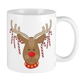 Reindeer Ornaments Mug