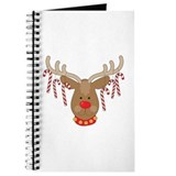 Reindeer Ornaments Journal
