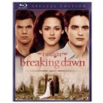 Breaking Dawn Blu-ray