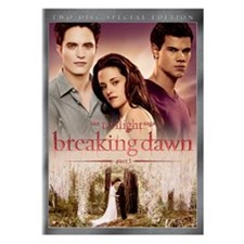 Breaking Dawn 2-Disc DVD