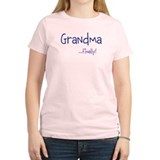 Unique Grandma T-Shirt