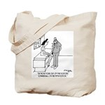 The Fifth Doctor Tote Bag