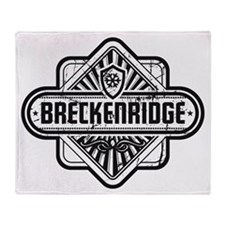Breckenridge Vintage Square Throw Blanket