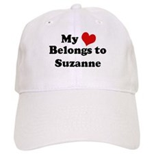 My Heart: Suzanne Baseball Cap