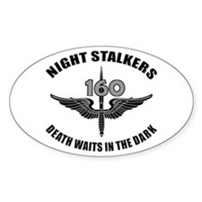 Night Stalkers TF-160 Decal