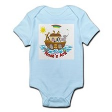 Noah's Ark - Infant Bodysuit