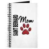 Saint Bernard Mom 2 Journal
