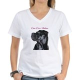 Women's Cane Corso Italiano V-Neck T-Shirt