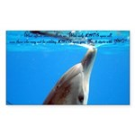Wish Only Love Sticker (Rectangle 10 pk)