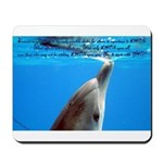 Wish Only Love Mousepad