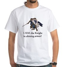 Your-head-here Knight Shirt