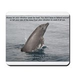 Trust the Vibe Mousepad