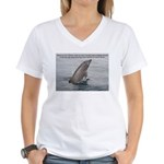Trust the Vibe Women's V-Neck T-Shirt