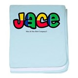 Jace - Personalized Design baby blanket