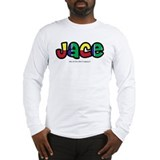Jace - Personalized Design Long Sleeve T-Shirt