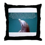 Special Agent Throw Pillow