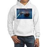 Silence is Golden Hooded Sweatshirt