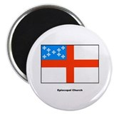 "Episcopal Church Flag 2.25"" Magnet (10 pack)"