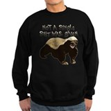 Honey Badger Jumper Sweater