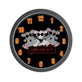 3 Blind Mice Wall Clock