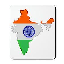 """""""Pixel India"""" Mousepad"""
