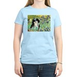 Irises / Shih Tzu #12 Women's Light T-Shirt
