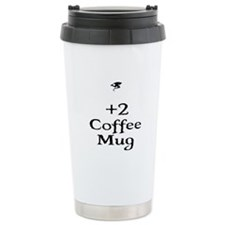 +2 Coffee Mug Ceramic Travel Mug