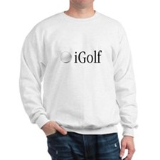 Official Orange iGolf Sweatshirt