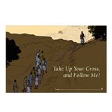 Take Up Your Cross and Follow Me (Lent) Postcards