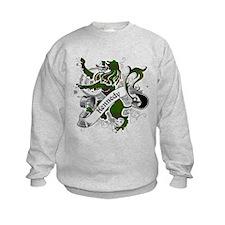 Kennedy Tartan Lion Sweatshirt