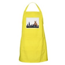 Killer Rabbit BBQ Apron