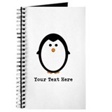 Personalized Penguin Journal