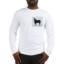 APHA Overo Mare Custom Long Sleeve T-Shirt