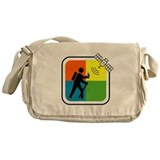 Cute Bugs Messenger Bag
