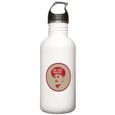 ON THE BUSES Sports Water Bottle